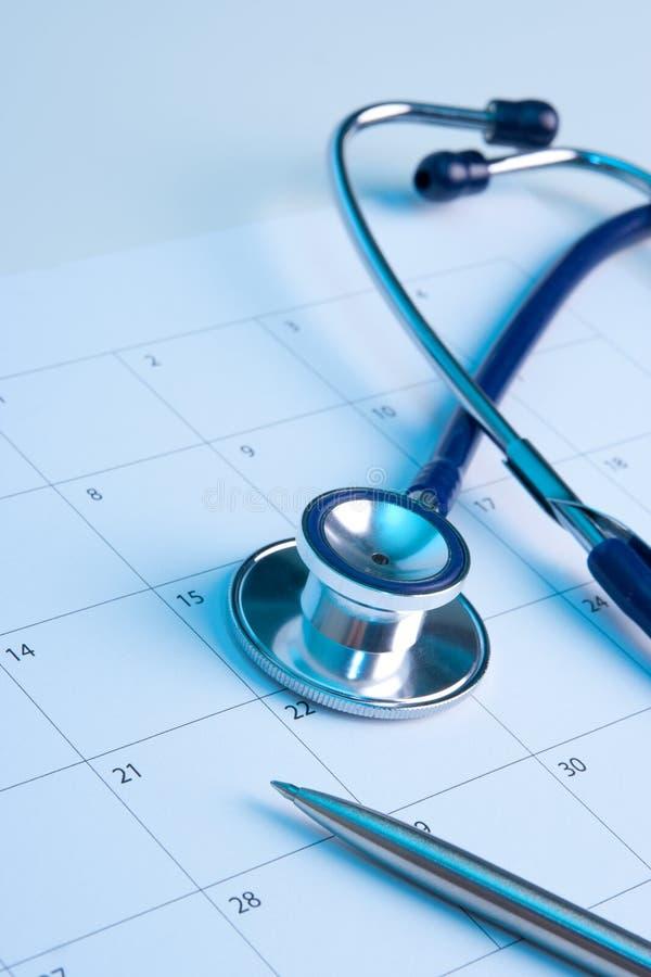 Examen médico fotografía de archivo