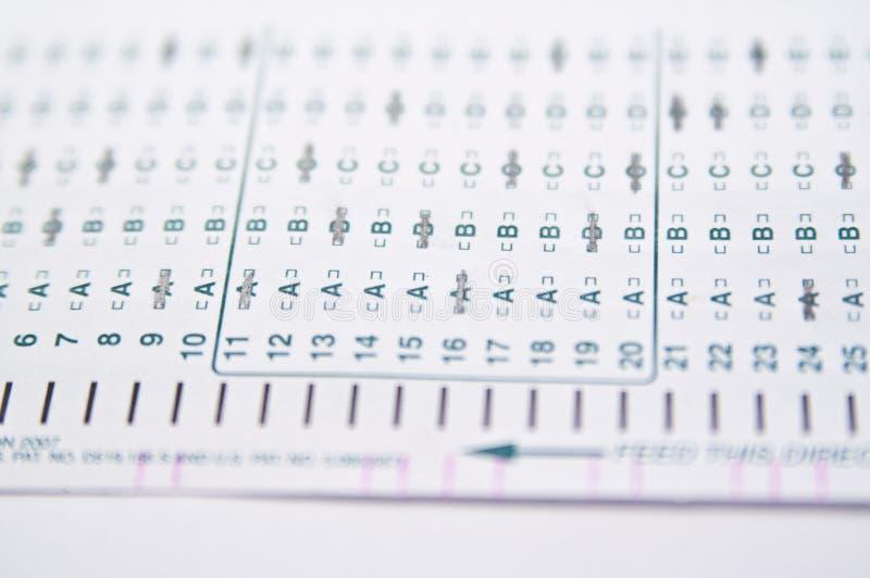 Examination stock photos