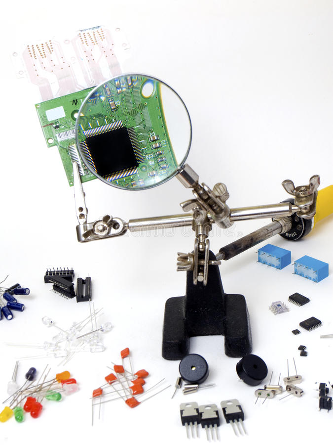 Examine Pcb Stock Images