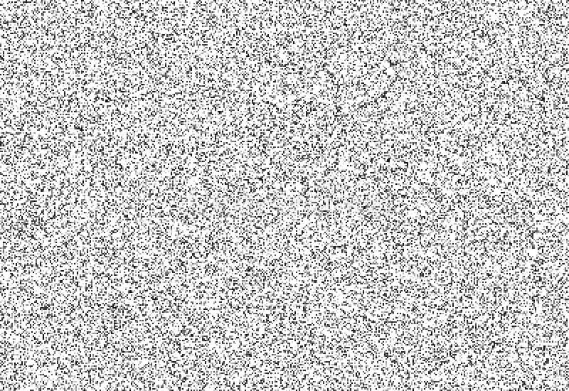 Examinez le calibre de texture de bruit de problème d'écran Vecteur d'ENV 10 illustration libre de droits