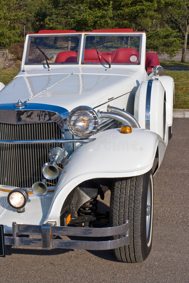 Download Excalibur Cabrio Car stock photo. Image of investment - 4615910