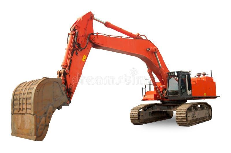 Download Excavador Resistente Estupendo Foto de archivo - Imagen de pista, hidráulico: 1292846