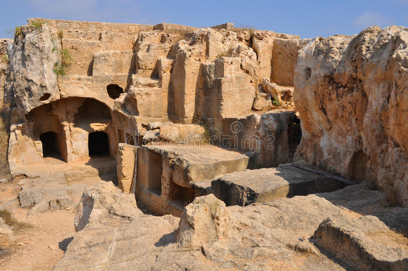 Excavations in the ancient land