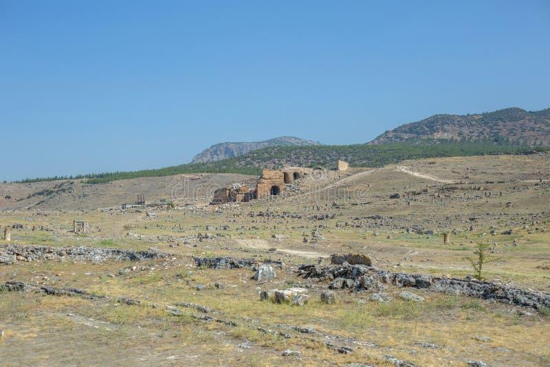 Excavations architecturales photographie stock libre de droits