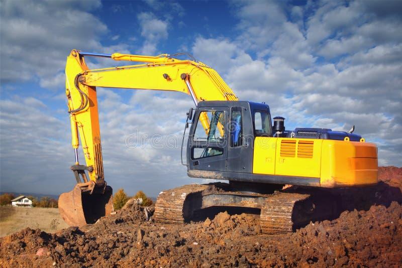 Download Excavator stock photo. Image of industrial, excavator - 13271056