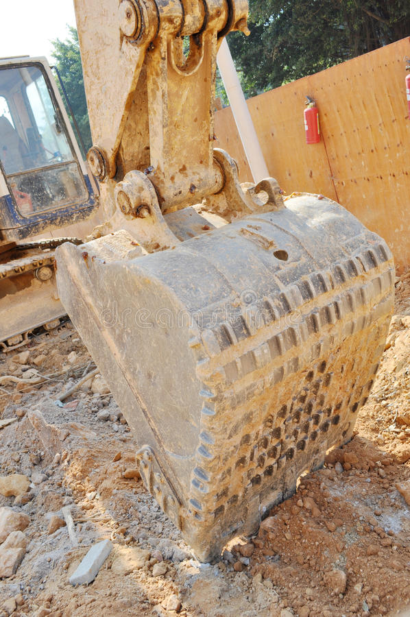 Download Excavator Stock Photography - Image: 17853752