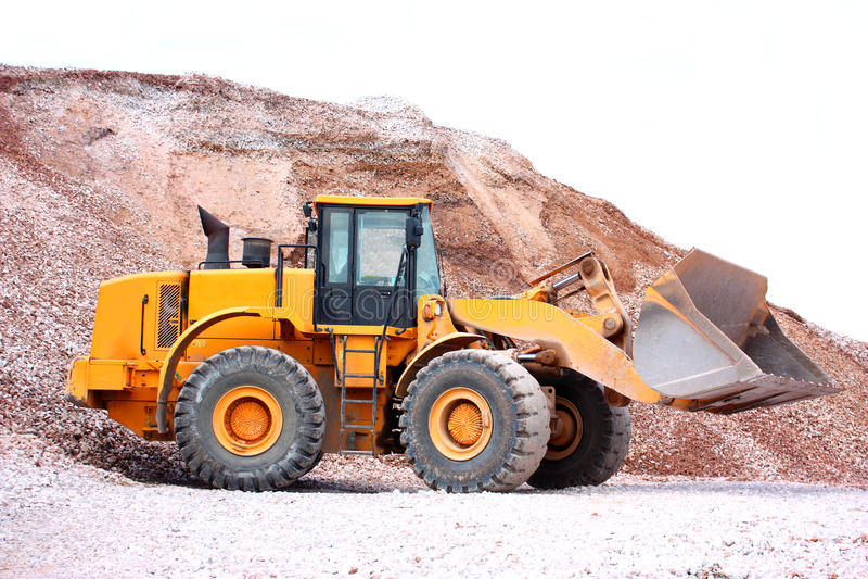 Download Excavator stock photo. Image of professional, outdoor - 20179806