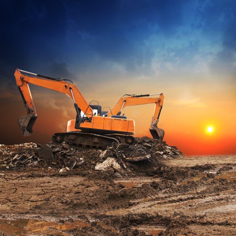 Free Excavator Stock Photo - 39292210