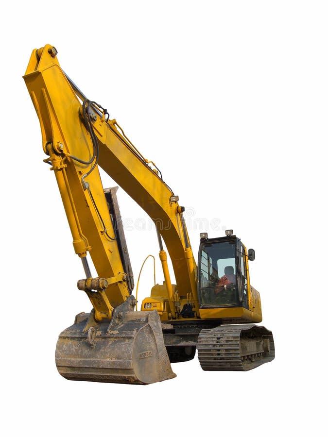 Download Excavator stock photo. Image of machinery, equipment, vehicle - 4925386