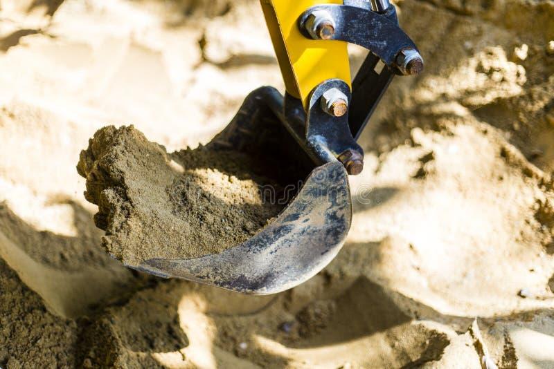 excavator fotografia de stock royalty free