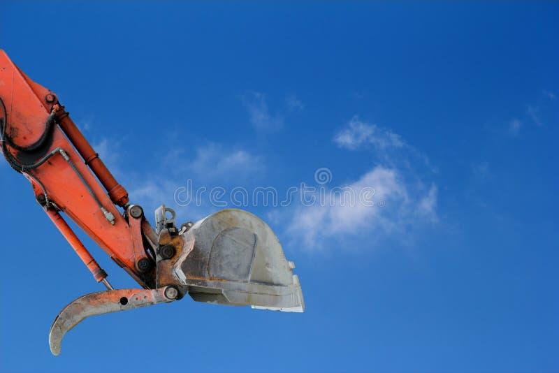 Download Excavator Bucket Stock Image - Image: 27131741