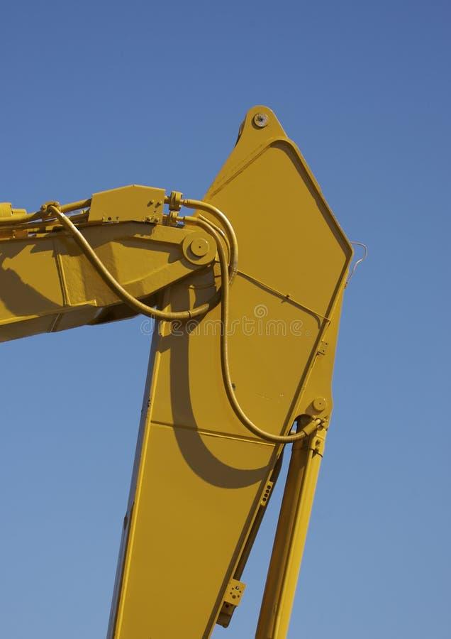 Free Excavator Detail Stock Photography - 781512