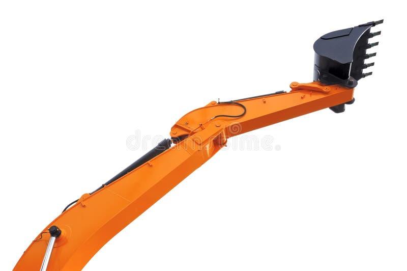 Excavator Scoop Royalty Free Stock Photo