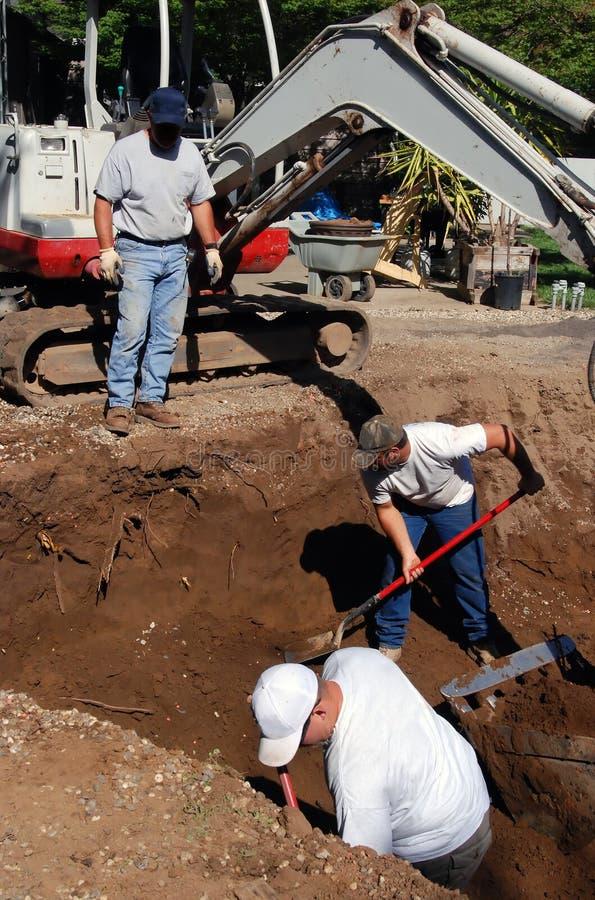 Free Excavators Royalty Free Stock Photo - 2487215