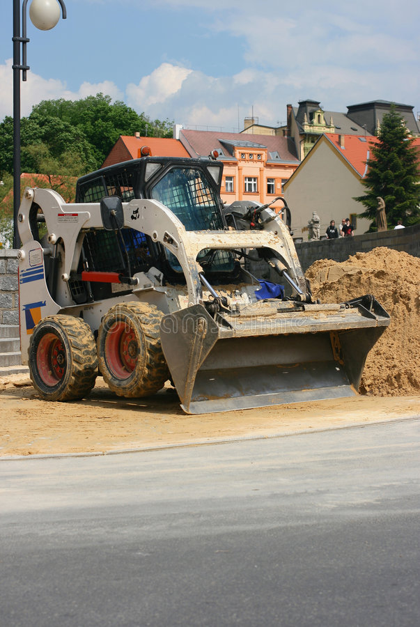 Download Excavators 4 Royalty Free Stock Image - Image: 5186196