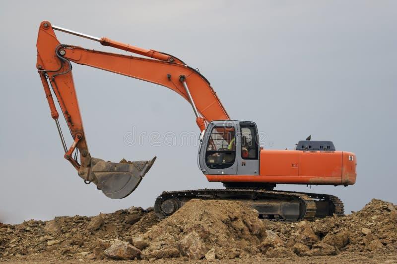 Excavatrice photos stock