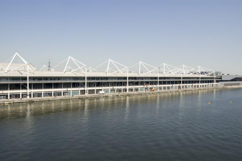 Download Excel Centre, Royal Victoria Docks Stock Photos - Image: 25888263