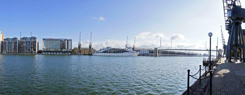 Excel-Jachthaven royalty-vrije stock fotografie