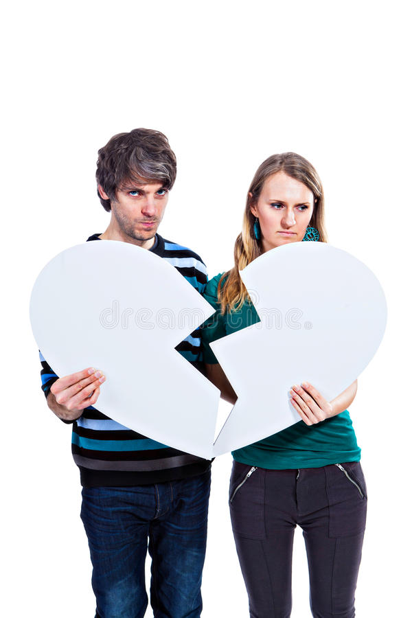 Excessif amour vous tuera image stock