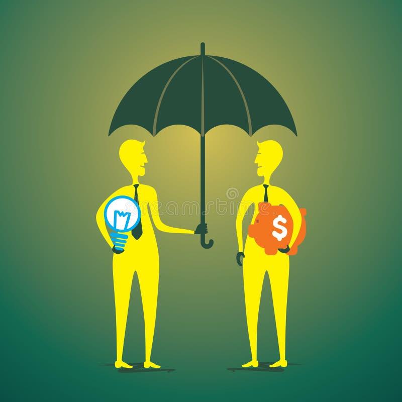 Download Exchange Idea With Money Concept Stock Vector - Image: 41893359