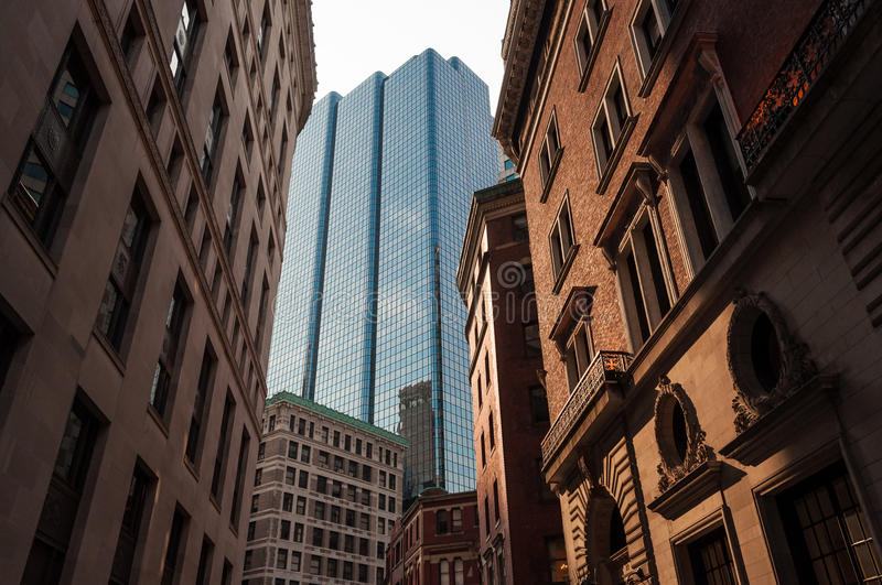 Download Exchange Place stock photo. Image of buildings, skyscrapers - 29212802