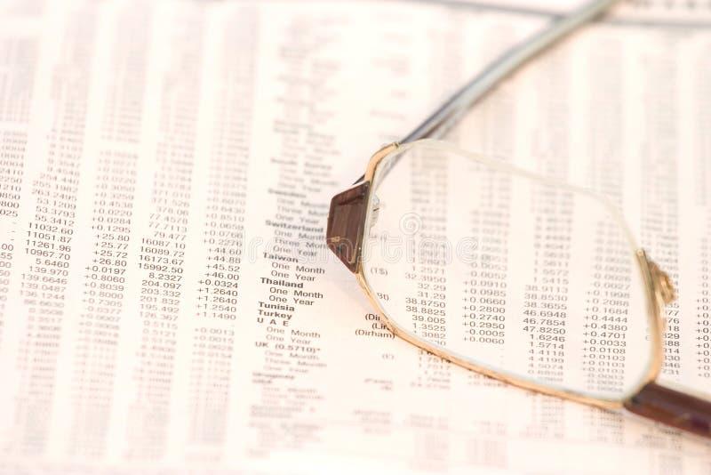 Download Exchange rates stock photo. Image of analysis, journal - 582086
