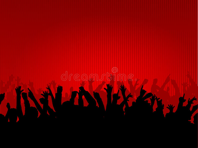Download Excited Audience Stock Photography - Image: 10200172