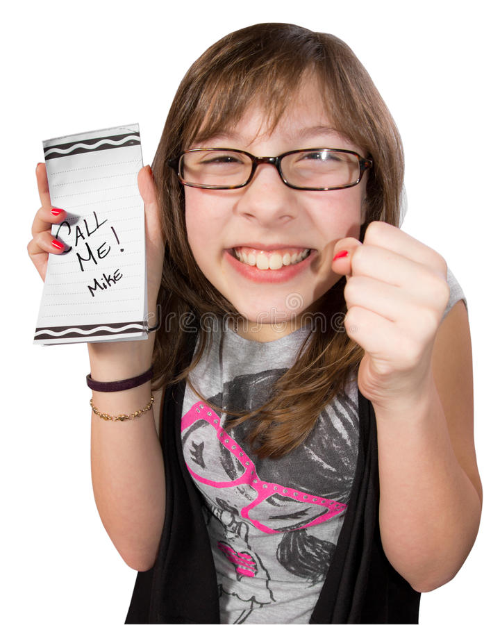 Download Excited Girl Stock Images - Image: 23043704