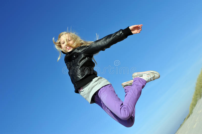 Download Excited young girl stock image. Image of facial, attractive - 17251173