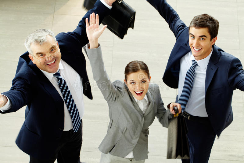Download Excitement stock image. Image of group, expression, cheerful - 25941283