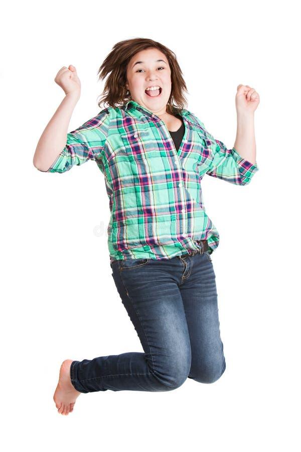 Excitement! Stock Photo