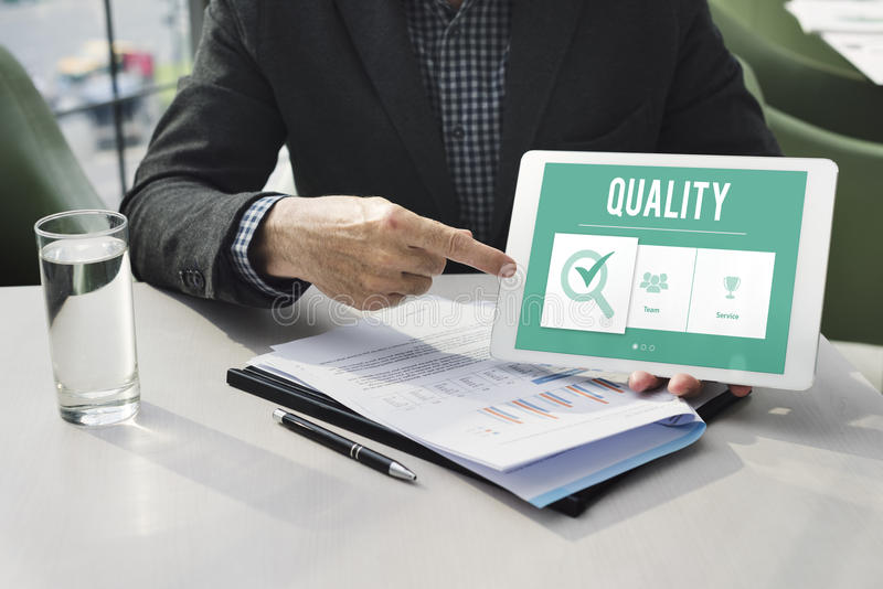 Exclusive Premium Quality Guaranteed Concept royalty free stock images