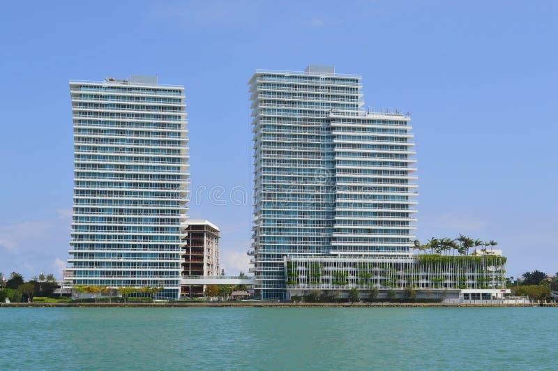 Excursão da cidade de Miami foto de stock royalty free