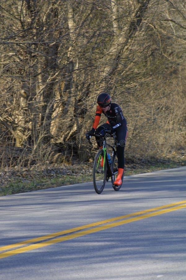 Excursão de St Louis Centaur Time Trials 2019 IV fotografia de stock