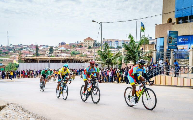 Excursão Du Ruanda 2019 foto de stock royalty free