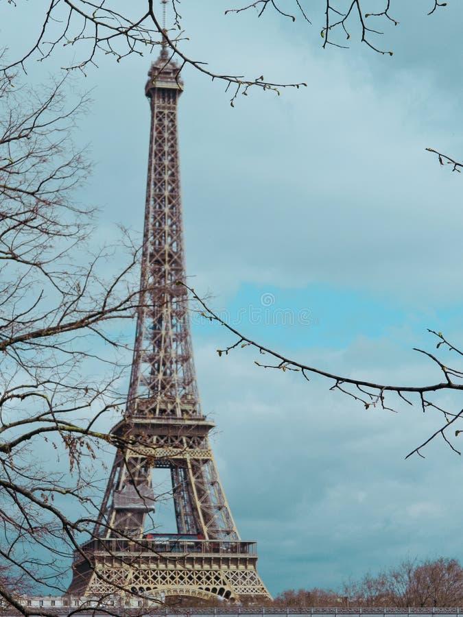 Excursão Eiffel imagem de stock