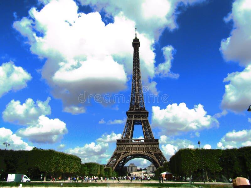 Excursão Eiffel fotos de stock