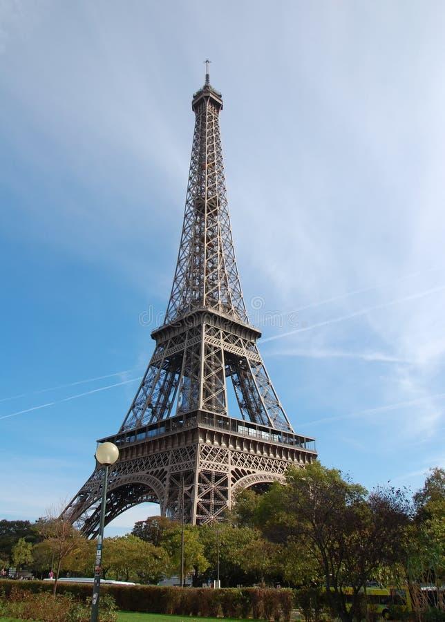 Excursão Eiffel & x28 do La; Eiffel Tower& x29; fotos de stock