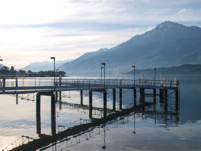 Excursão Maloja, Bernina, Splügen imagens de stock royalty free