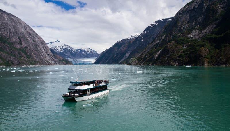 Excursion de glacier images stock