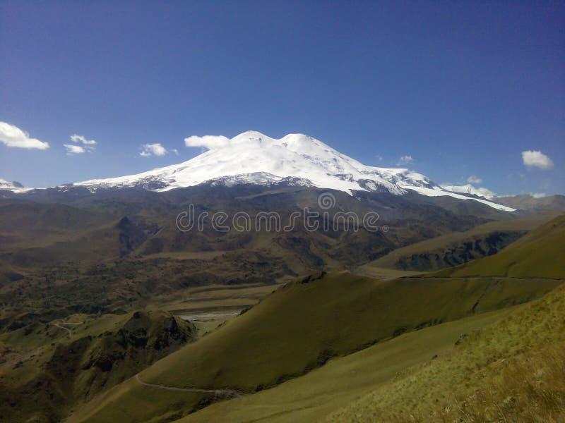 Excursions dans les montagnes images libres de droits