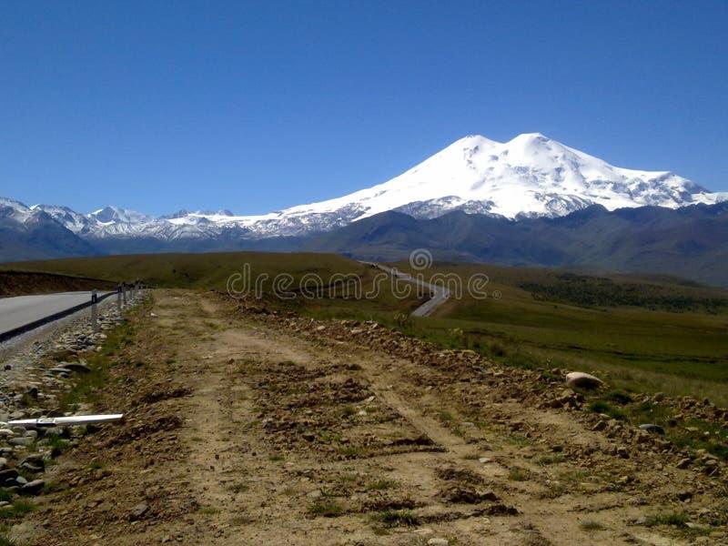 Excursions dans les montagnes photographie stock