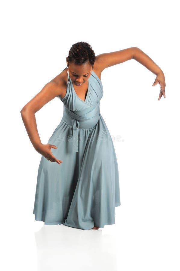 Execução do dançarino fotos de stock