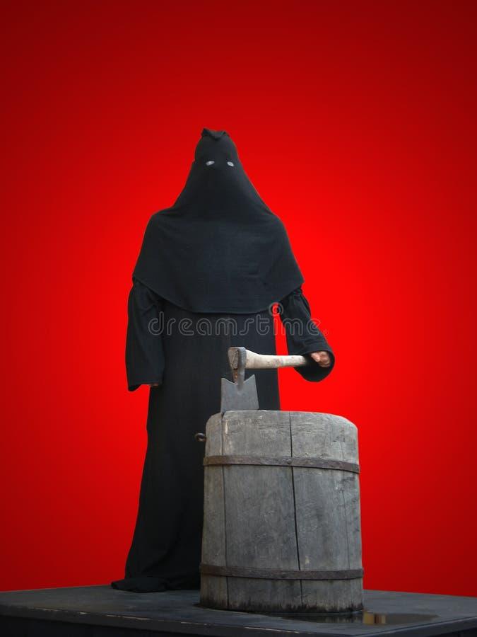 executioner στοκ εικόνες
