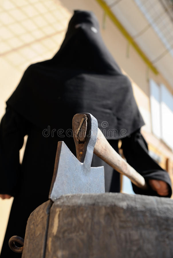 Download Executioner Stock Images - Image: 11645044
