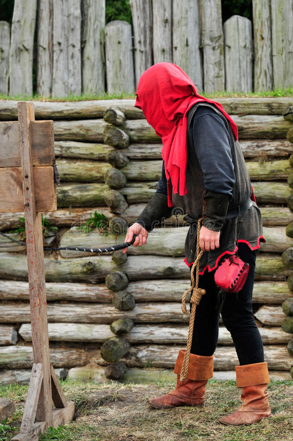 Download Executioner stock photo. Image of exhibit, horror, historical - 12421620