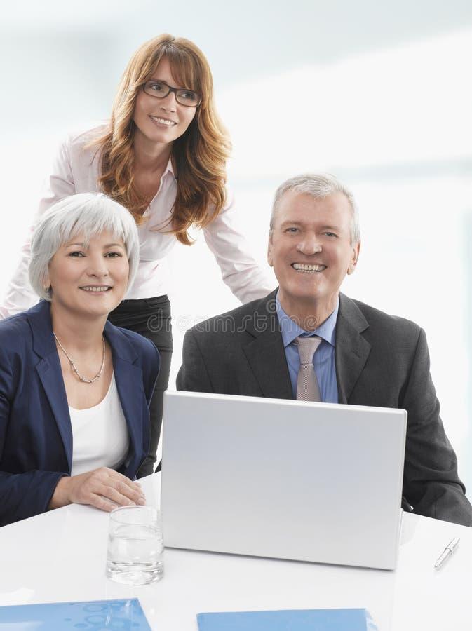 Executive Business Team Stock Photos