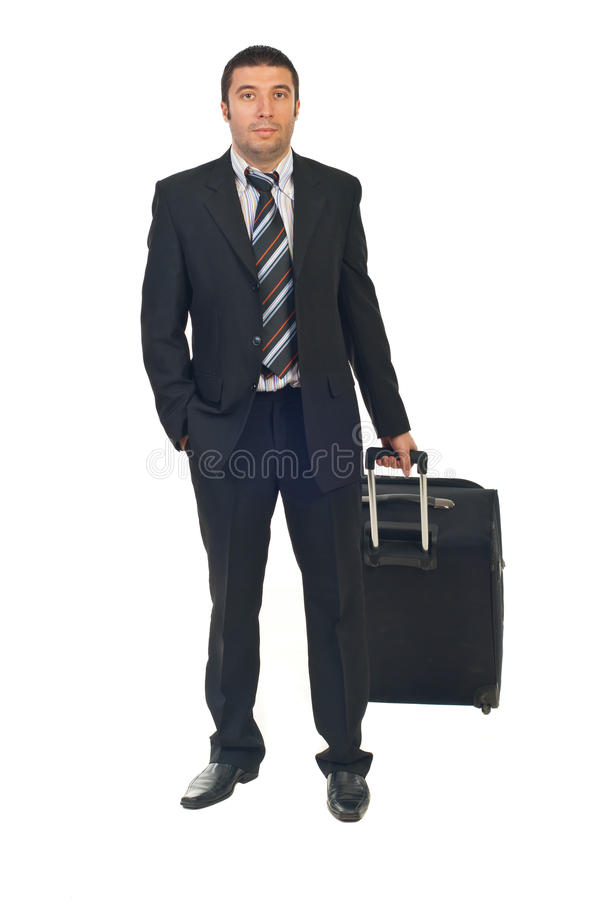 Download Executive Man Go To Business Travel Stock Photo - Image: 17301028