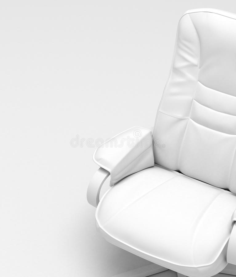 Executive Office Chair royalty free stock images