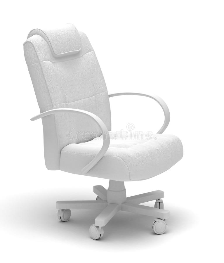 Executive Office Chair royalty free stock image